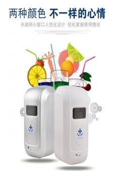 手部消毒器全自动感应喷雾手消毒机酒精手部消毒器