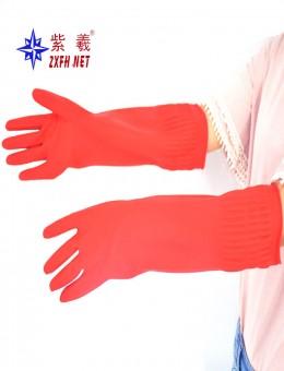 防寒乳胶手套-加长