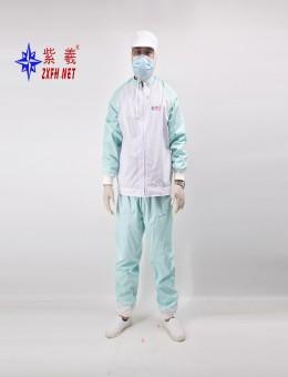 新款个性订制出口日式企业食品工作服车间工作服防尘升级工作服