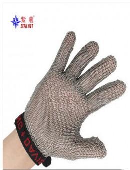 防割钢丝手套